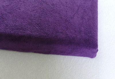drap housse eponge elan violet lot de 10 drap housse ponge. Black Bedroom Furniture Sets. Home Design Ideas