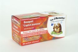 "Infusion Bouquet ""Capital jeunesse"""