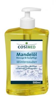 COSIMED Huile d'amande magie hivernale 500 ml