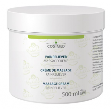 PAINRELIEVER Crème de Massage 500ml