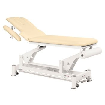 Table de massage électrique 2 plans ECOPOSTURAL C5583
