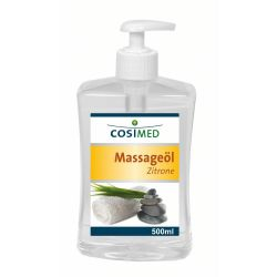 COSIMED huile de massage professionnelle orange 500 ml
