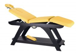 TABLE DE MASSAGE FIXE EN BOIS ECOPOSTURAL C3259WM66