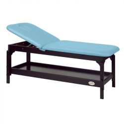 TABLE DE MASSAGE EN BOIS ECOPOSTURAL C3230W