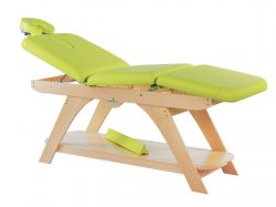 TABLE DE MASSAGE FIXE EN BOIS ECOPOSTURAL C3279M66